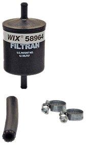 WIX 58964 Magnetic In-Line Transmission Filter (Inline Transmission Filter compare prices)