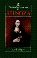 Don Garrett, ed., The Cambridge Companion to Spinoza