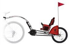 Weehoo iGo Bicycle Pedal Trailer