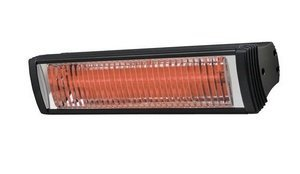 Solaira Scosyxl15240B Solaria Cosy Xl Series - Electric Infrared Commercial Heater, Black Finish