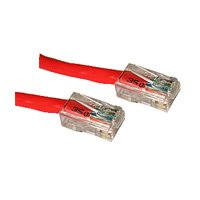 1 Ft Ethernet Network Patch Cable Cord Rj45 Cat5e Red for Internet Routers and Gaming