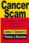 img - for CancerScam: Diversion of Federal Cancer Funds to Politics book / textbook / text book