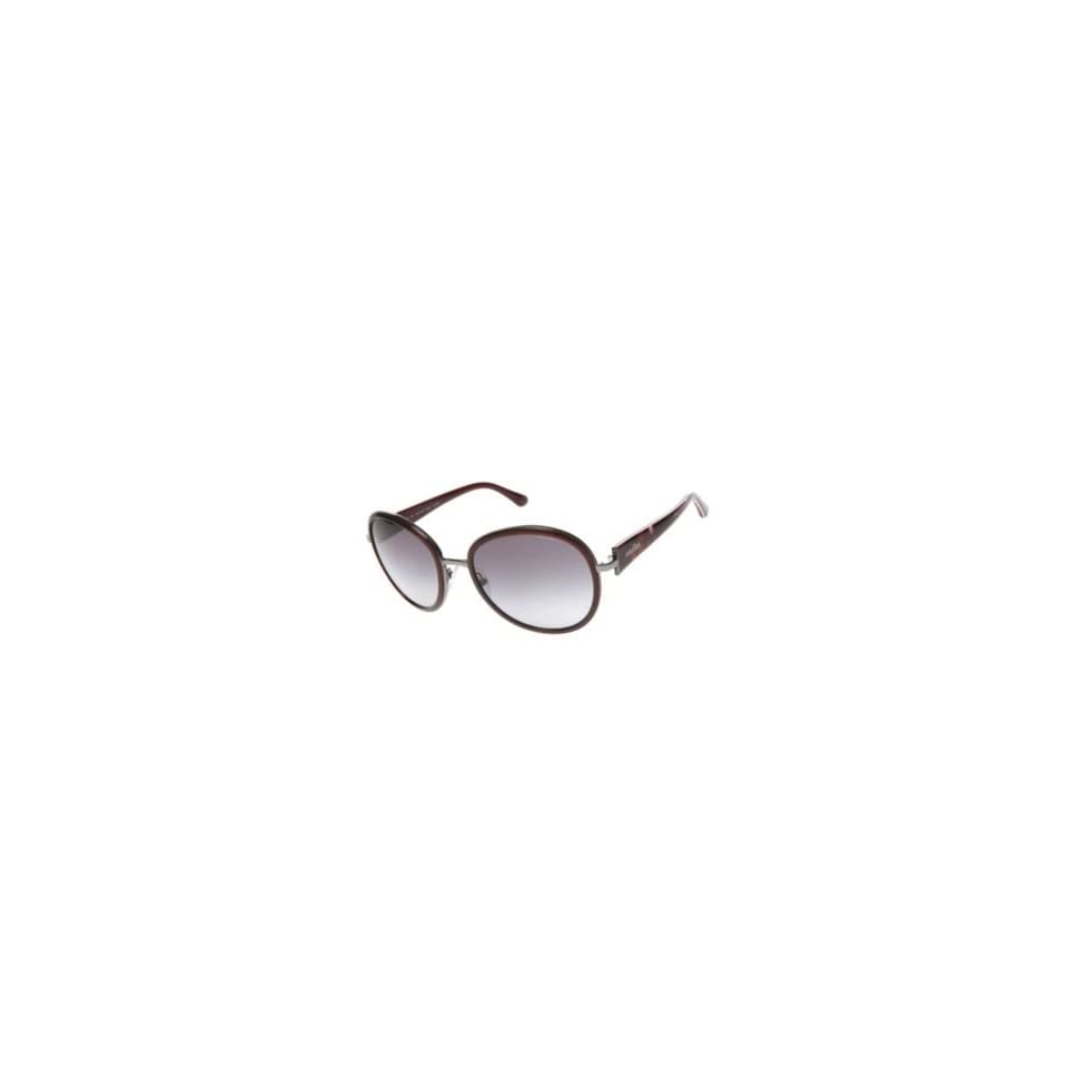 c2d27249f9681 Prada Sunglasses PR51NS   Frame Gunmetal Lens Gray Gradient on PopScreen