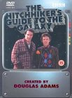 Hitchhikers Guide to the Galaxy, 2 DVDs, engl. Version; Per Anhalter durch die Galaxis, 2 DVDs, engl. Version
