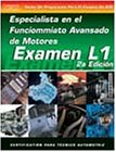 ASE Test Prep Series -- Spanish Version, 2e (L1): Advanced Engine Performance Specialist