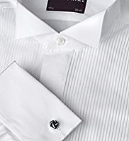 Sartorial Classic Wing Collar Dinner Shirt