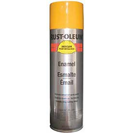 rust-oleum-high-performance-v2100-system-equipment-aerosol-caterpillar-yellow-20-oz-can-lot-of-6