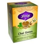 Chai/Green Tea (96% Organic) - 16 - Bag