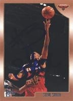 Steve Smith Atlanta Hawks 1999 Topps Autographed Hand Signed Trading Card. by Hall+of+Fame+Memorabilia