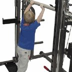Balancer Attachment for C84021 Smith Machine