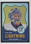 Sale alerts for O-Pee-Chee Dustin Tokarski #17/100 Tampa Bay Lightning (Hockey Card) 2010-11 O-Pee-Chee Retro Black Rainbow #521 - Covvet