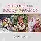 img - for Heroes of the Book of Mormon Board Book book / textbook / text book