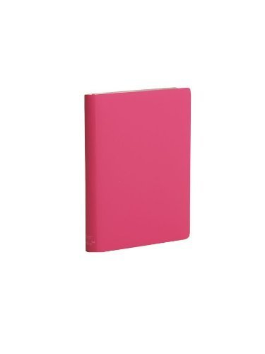 paperthinks-rhodamine-pocket-plain-recycled-leather-notebook-35-x-5-inches-pt91194-by-paperthinks