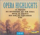 Opera Highlights 6-10 by Various Artists