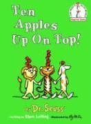 Ten Apples Up On Top! by Dr. Seuss, Theo. LeSieg cover image