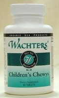 Children's Chewies Superior Chewable Children's Multivitamin