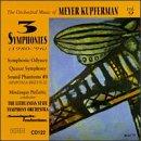 3 Symphonies 1980-96