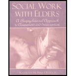 img - for Social Work with Elders: A Biopsychosocial Approach to Assessment and Intervention book / textbook / text book