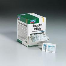 Ibuprofen- 250 2-packs- 500 tablets per dispenser box