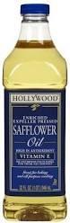 Hollywood Safflower Oil, 32 Ounce Bottle (Pack Of 2)