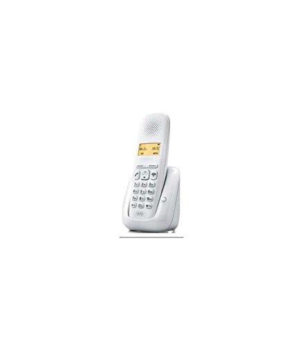 Gigaset A 150 Telefono Fisso Senza Filo, Bianco
