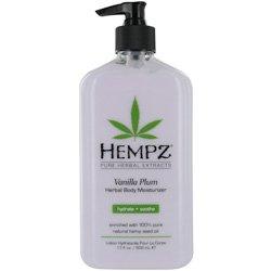 Hempz: Vanilla Plum Herbal Body Moisturizer, 17 oz