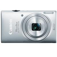21KZE3XL0VL Canon PowerShot ELPH 130 IS 16.0 MP Digital Camera with 8x Optical Zoom 28mm Wide Angle Lens and 720p HD Video Recording (Silver)