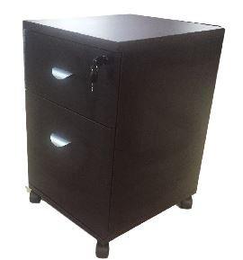 Modern Mobile Box File Pedestals - in Espresso (Laminate Reception Desk Espresso compare prices)