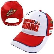 DALE EARNHARDT JR #88 2014 NAT GRD UNIFORM HAT by NASCAR