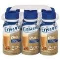 Ensure Plus Nutrition Drink Butter Pecan Bottles 24 X 8Oz Case