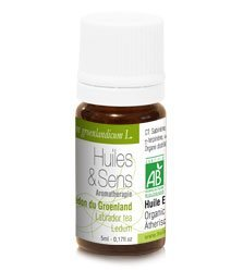Huiles & Sens - Ledum essential oil (organic) - 5 ml [Personal Care]