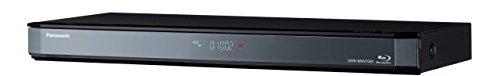 Panasonic 1TB 2チューナー ブルーレイディスクレコーダー 4Kアップコンバート対応 DIGA DMR-BRW1000