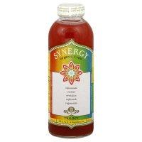 GT's Synergy Kombucha, Organic & Raw, Trilogy, 16 fl oz, (pack of 3)