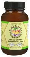 Chlorella 200Mg Pure Planet Products 300 Tabs