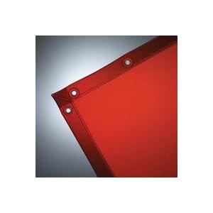 Amazon.com: See-Thru Welding Curtains - wilson 6'h x 8'w spectraorange
