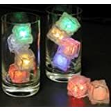 Light-up Ice Cubes, Pack of 12
