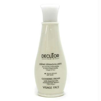 Decleor Aroma Cleanse Cleansing Cream Face & Eyes (Dry Skin) - 250ml/8.4oz