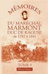 img - for M?moires du mar?chal Marmont, duc de Ragus? de 1792 ? 1841. Tome 9 book / textbook / text book