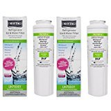 2-pack Whirlpool Maytag UKF8001 Pur 4396395 Refrigerator Water Filter by UNB (Refrigerators compare prices)