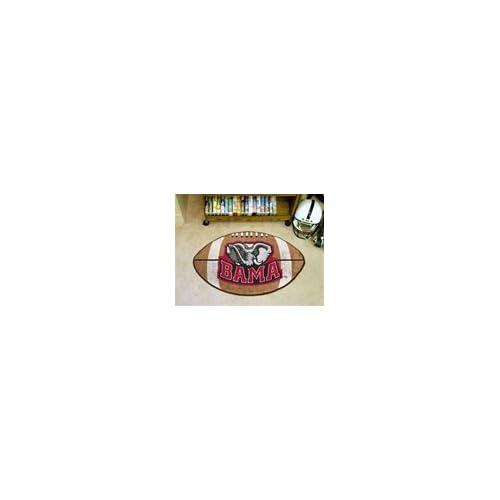 Alabama Crimson Tide Football Rug