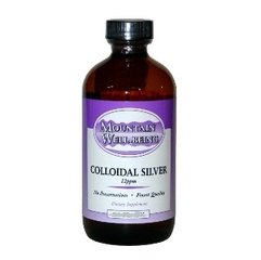 Colloidal Silver - 8.6 oz.