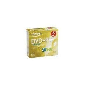 Imation (3M) MEMOREX DVD-RW 5PK 4X SLIM - Imation (3M) - 05745 at Sears.com
