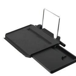 New Third Generation Mobile Multi Purpose Use Laptop Travel Tray Table Cup Holder Trays For Car Sd-1508 front-1063855