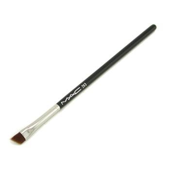 Small angled eyeliner brush