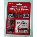 Radio Flyer Wagon Keychain