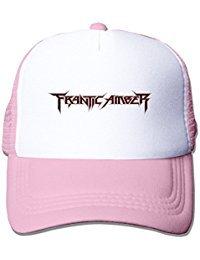 Frantic Amber Burning Insight Bleeding Sanity Snapback Hats