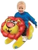 Play Wow Laughing Lion Ride-On