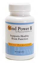 Mind Power Rx Supplement - Formulated by Dr. Ray Sahelian, M.D., best selling author of Mind Boosters book - Contains Powerful Mind Boosting Herbs including Ginkgo Biloba, Ashwagandha, Bacopa Monniera, and Gotu Kola For Mental Enhancement, Memory, Concentration, and Focus 60 capsules