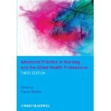 img - for Advanced Practice in Nursing and the Allied Health Professions [PAPERBACK] [2009] [By Paula McGee(Editor)] book / textbook / text book