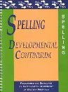 Spelling Developmental Continuum